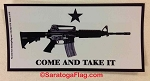 Sticker: Come & Take It (M4)/ 3